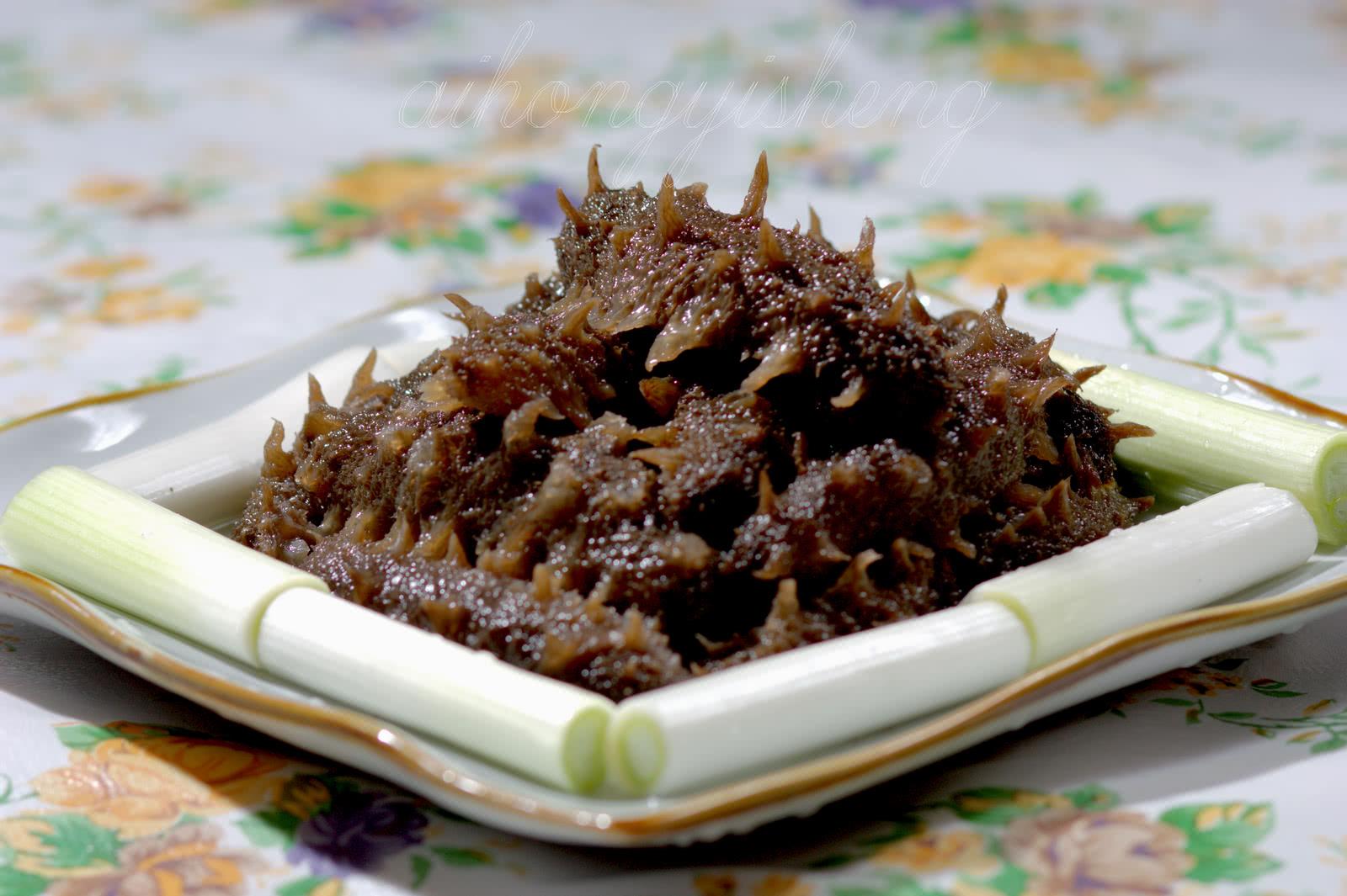 葱烧海参的做法_【图解】葱烧海参怎么做如何做好吃