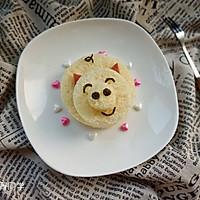 儿童早餐—萌蠢的小猪吐司