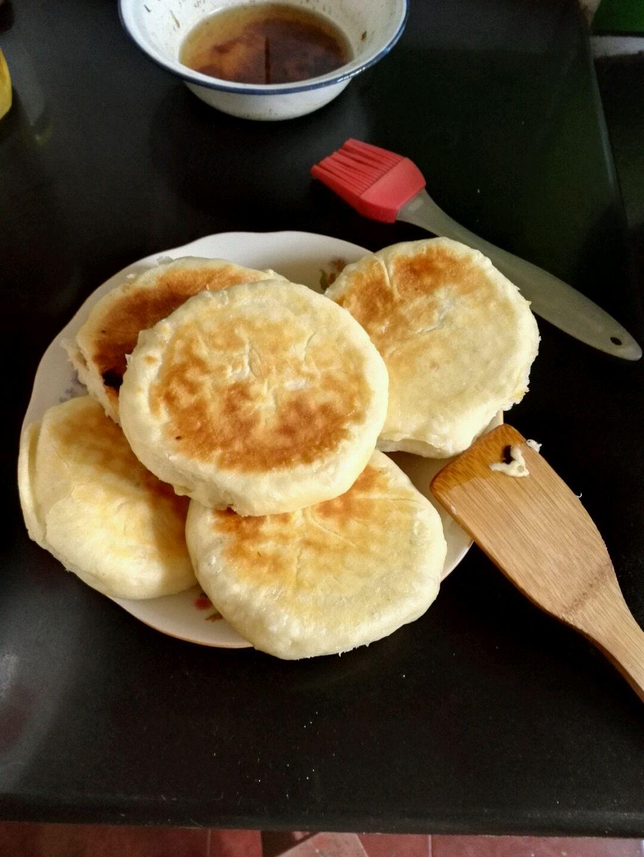 咸菜猪肉馅饼的做法_【图解】咸菜猪肉馅饼怎么做如何