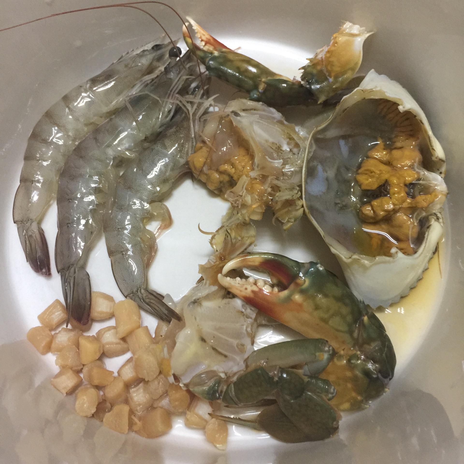 螃蟹的做法步骤
