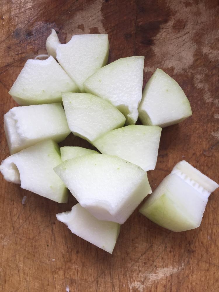 酱烧小冬瓜的做法_【图解】酱烧小冬瓜怎么做如何做