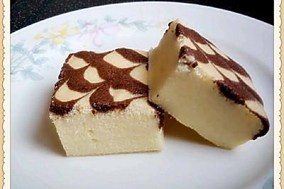 大理石棉花蛋糕