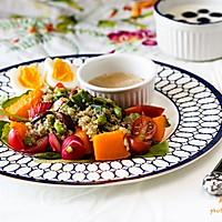 超模藜麦沙拉#丘比轻食厨艺大赛#