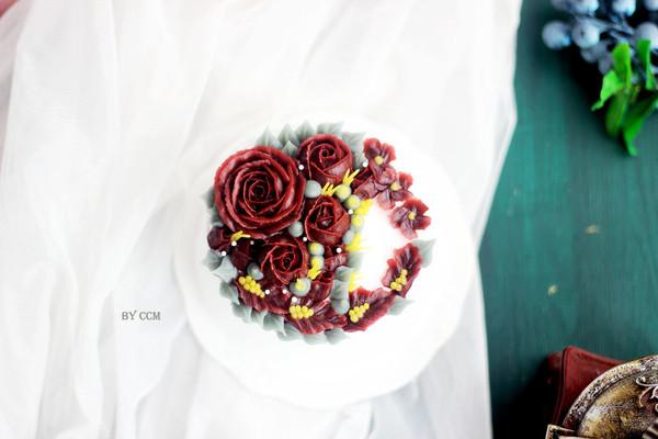 玫瑰之恋#相约MOF#的做法