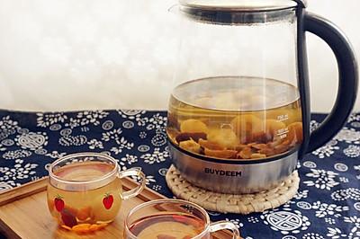 秋日清润罗汉果茶