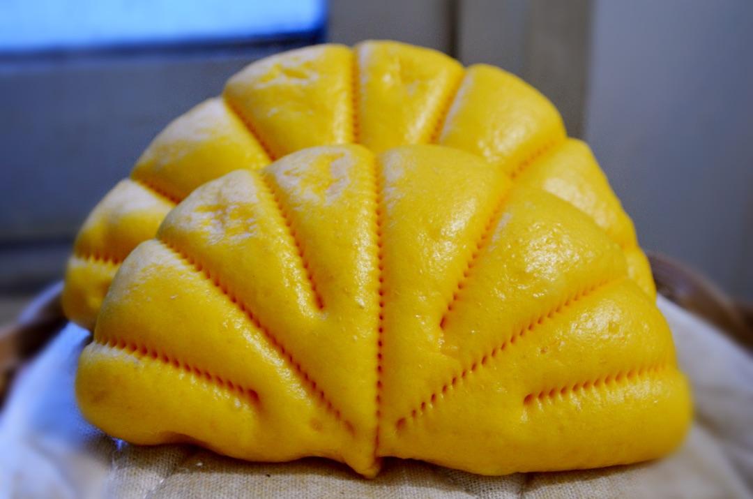 南瓜荷叶饼的做法图解23
