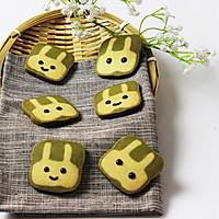 幸运兔祝豆果生日快乐#豆果5周年#