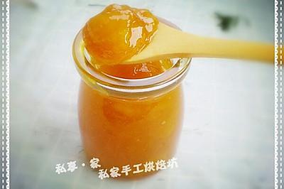 香甜芒果果酱