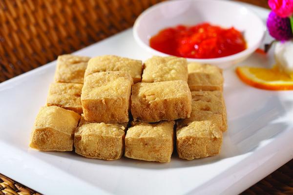 XO酱油炸臭豆腐的做法