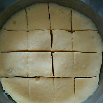 椰丝巧克力蛋糕块