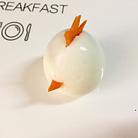 儿童早餐—快乐的小鸡一家的做法图解5