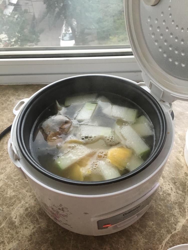 冬瓜排骨汤的做法图解6