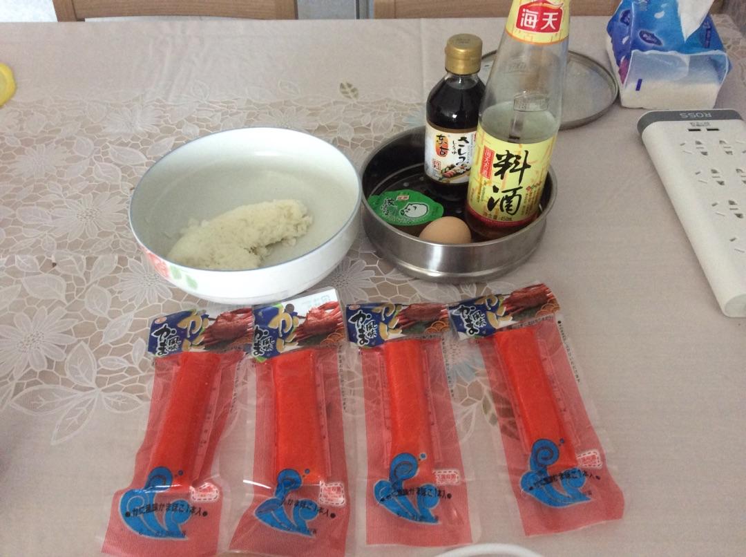 迷之好吃的快手日式螃蟹粥
