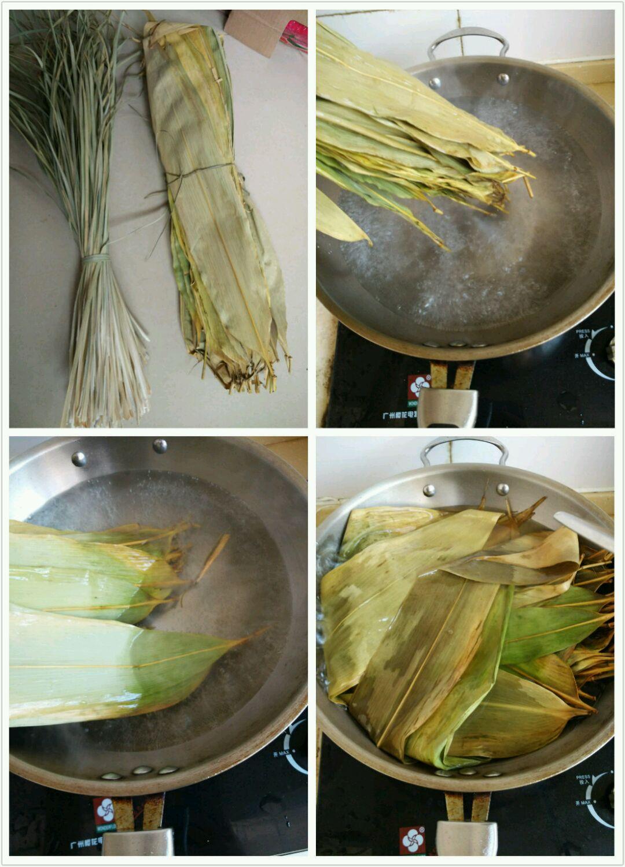 红豆小粽子——应节食品(有详细步骤图)的做法