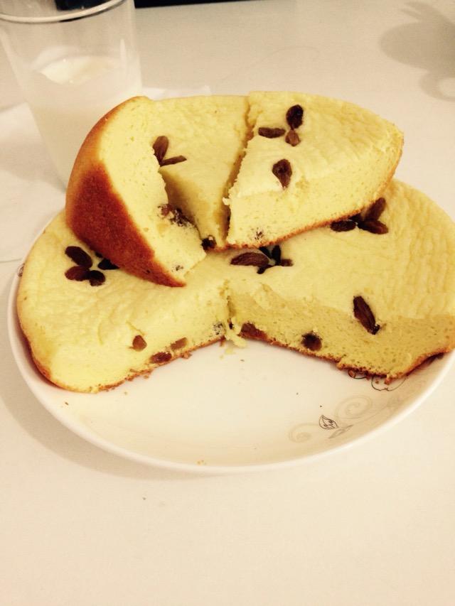 电饭煲做蛋糕的做法_【图解】电饭煲做蛋糕怎么做如何