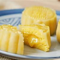 【月饼季】奶黄流心月饼