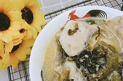无辣版本酸菜鱼