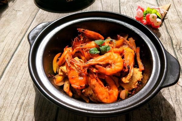 麻辣干锅虾#厨此之外,锦享美味#的做法