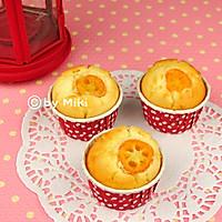 白丝绒金桔蛋糕#博世红钻家厨#