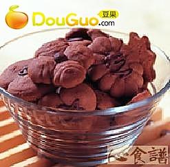 巧克力奶酥的做法