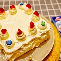 烘培小白のFreestyle圣诞裸蛋糕——超详细步骤
