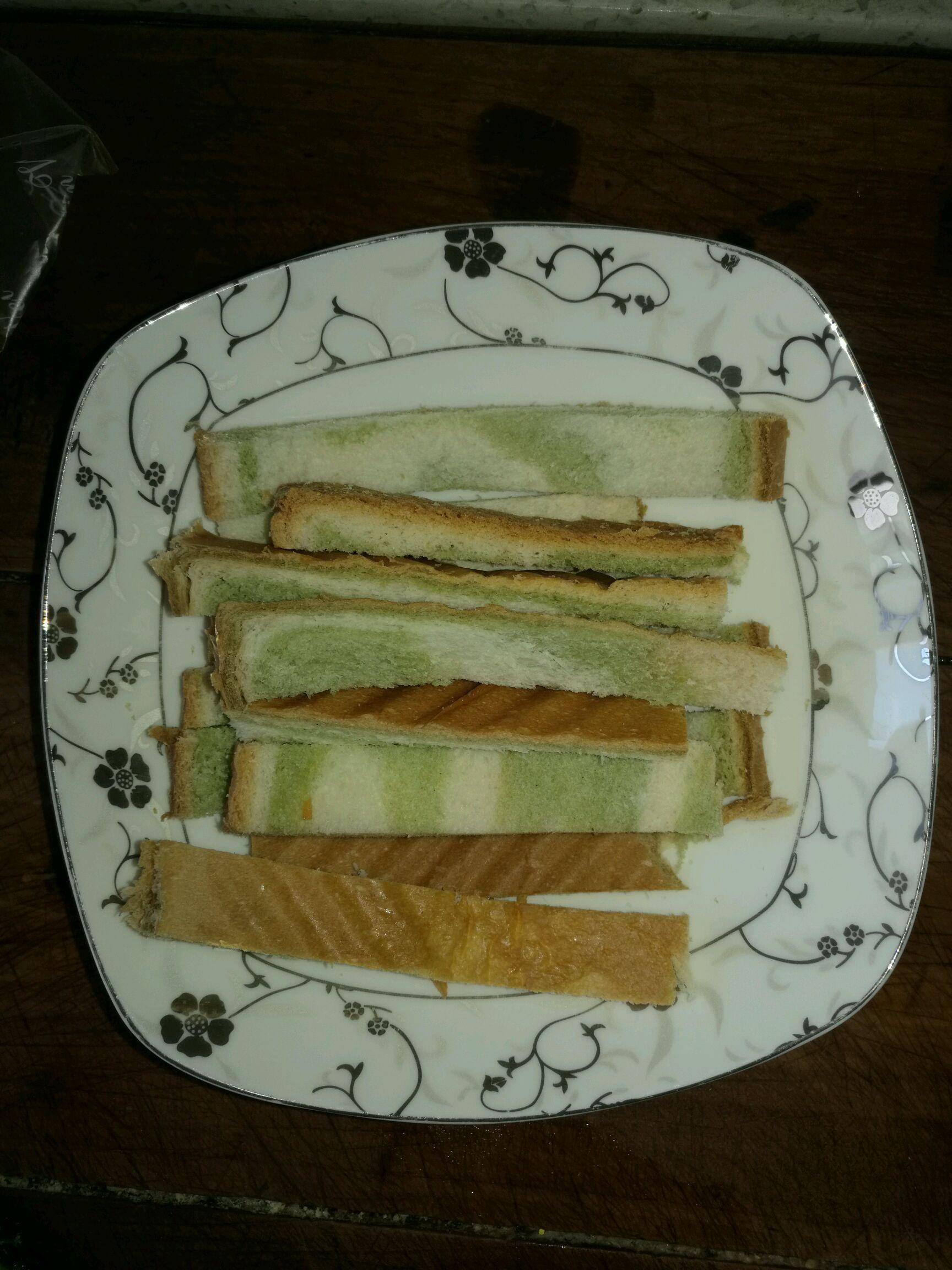 杂粮三明治的做法步骤