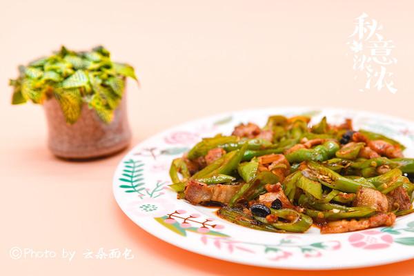 辣椒炒肉——黯然销魂下饭菜的做法