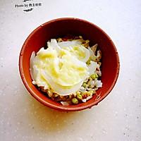 电饭煲奶酪焖饭#美的初心电饭煲#