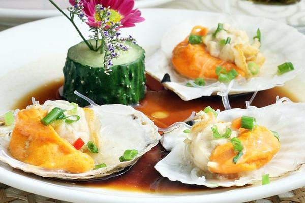 【彼得海鲜】家常菜快手菜之蒜蓉粉丝蒸夏夷贝