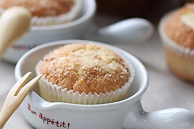 法式海绵纸杯蛋糕