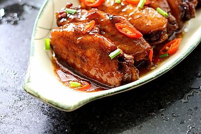 电饭锅版可乐鸡翅