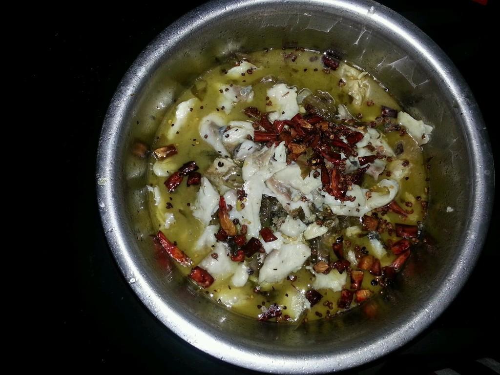 酸菜鱼的做法_【图解】酸菜鱼怎么做好吃_恒波_家常