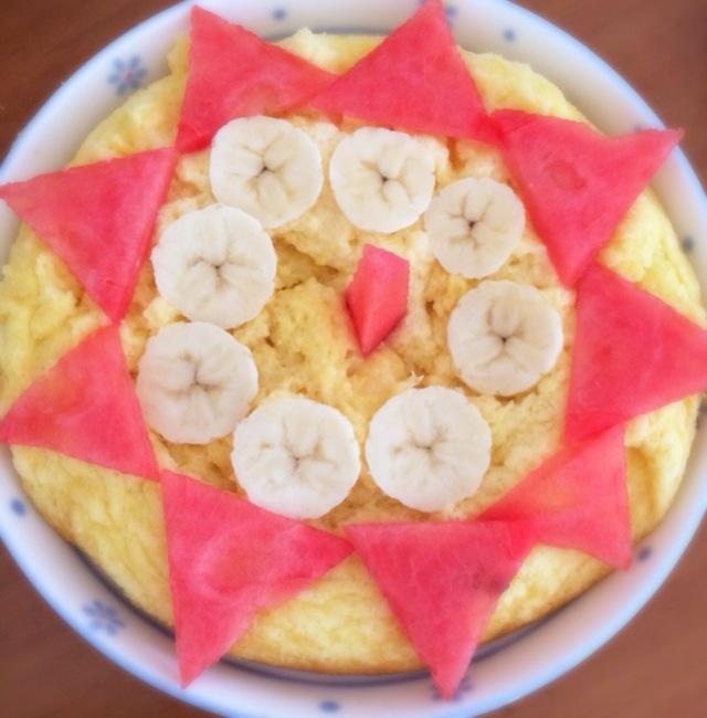 电饭煲做的蛋糕的做法_【图解】电饭煲做的蛋糕怎么做