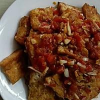 茄汁酥豆干