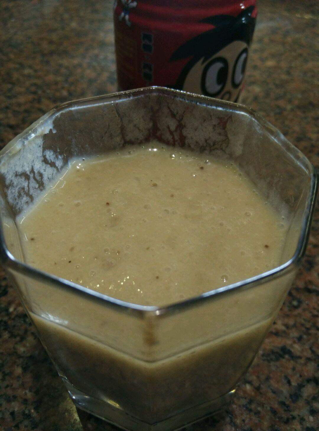 旺仔香蕉奶昔怎么烧