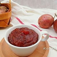 百香果果酱—果壳果肉一起熬