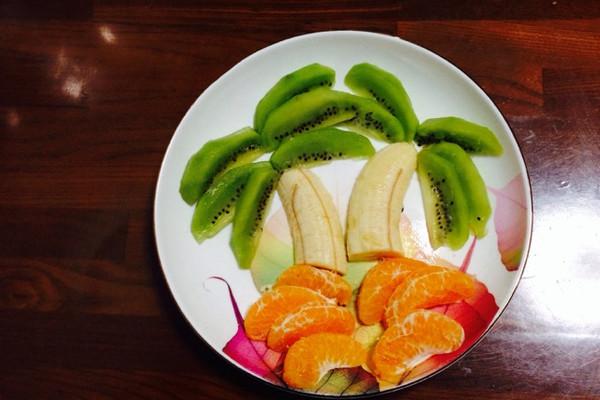 水果拼盘:热带雨林