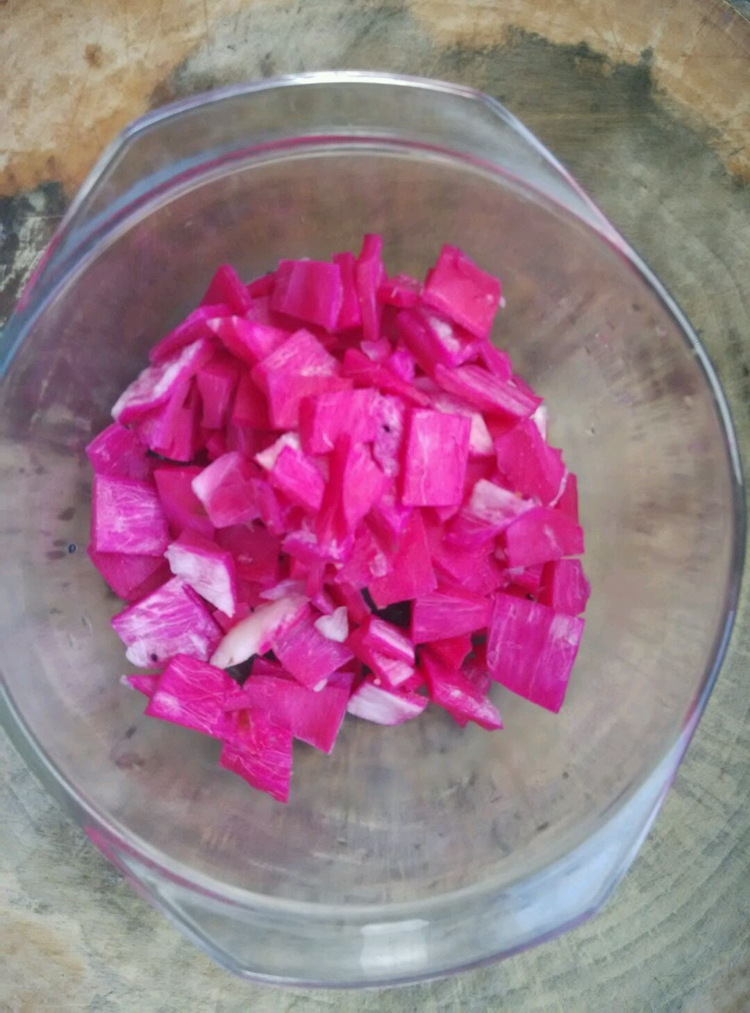火龙果皮果酱的做法步骤