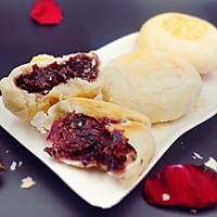 鲜花饼 附玫瑰酱做法的做法图解24