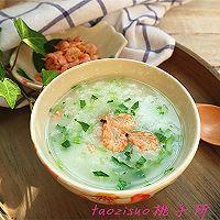 磷虾青菜粥#柏翠辅食节-营养佐餐#