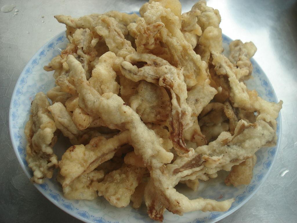 蘑菇的做法大全_干炸蘑菇的做法_【图解】干炸蘑菇怎么做如何做好吃_干炸蘑菇 ...