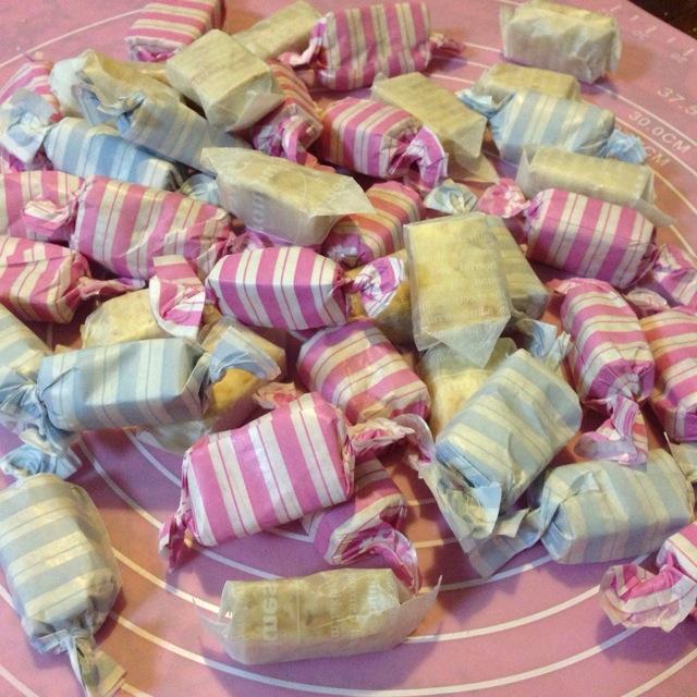 手工牛轧糖-棉花糖版的做法图解6