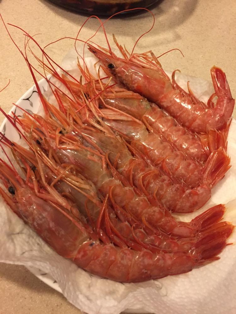 阿根廷红虾的做法_盐焗阿根廷红虾的做法_【图解】盐焗阿根廷红虾怎么做如何做好 ...