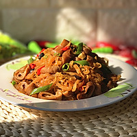东北酸菜熘肥肠#每一道菜都是一台食光机#