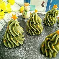 土豆泥圣诞树#安佳烘焙学院#