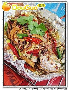 简易版川味烤鱼的做法