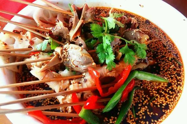 李孃孃爱厨房之一一钵钵鸡(川味)的做法