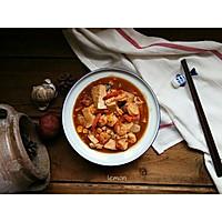 极鲜虾球煨豆腐#KitchenAid的美食故事#