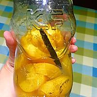 黄桃香草罐头