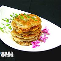香煎面条鱼饼